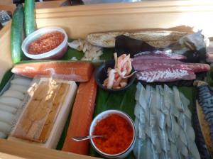 好きな寿司ネタを選んで・・・