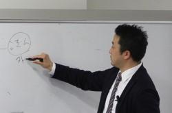 第一部の講師、仲村 知之氏